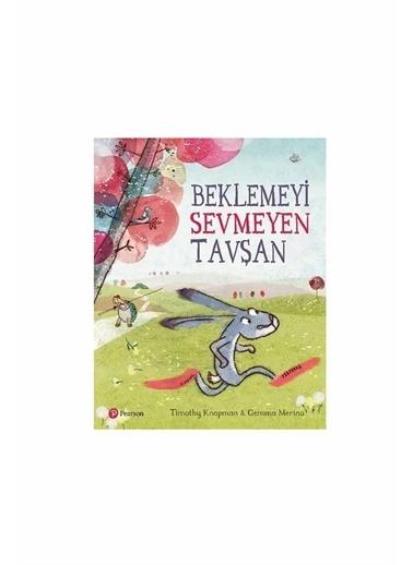 Morhipo kitap Beklemeyi Sevmeyen Tavşan Pearson Yayınları Renkli